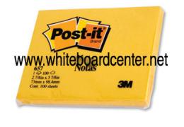 กระดาษโน๊ตโพสต์-อิท สีนีออน รหัสสินค้า- 000169