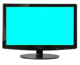 จอคอมพิวเตอร์ ColorView E185 (DVI, B)