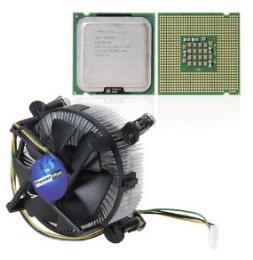 ซีพียู Pentium4 660 + Fan