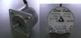 มอเตอร์สเตปปิ้ง STP036 SANYO DENKI