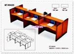 ชุดโต๊ะทำงานกลุ่ม MT-WA026