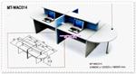 ชุดโต๊ะทำงานกลุ่ม MT-WAC014