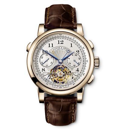 นาฬิกาข้อมือ Tourbograph Pour le Mérite