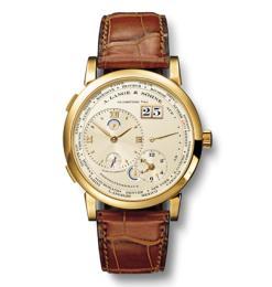 นาฬิกาข้อมือ รุ่น Lange 1 Time Zone