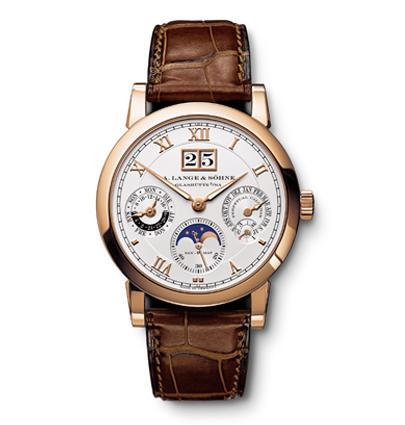 นาฬิกาข้อมือ รุ่น Langematik Perpetual