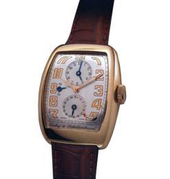 นาฬิกาข้อมือรุ่น Aerodyn Duo