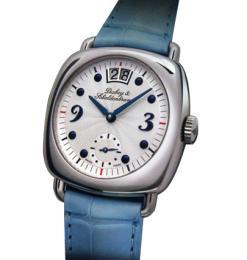 นาฬิกาข้อมือ รุ่น Carre Cambre Calendar