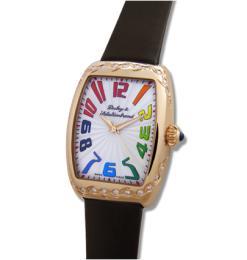 นาฬิกาข้อมือ รุ่น Lady Rainbow