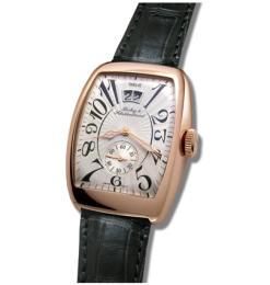 นาฬิกาข้อมือ รุ่น Aerodyn Date - Sixty