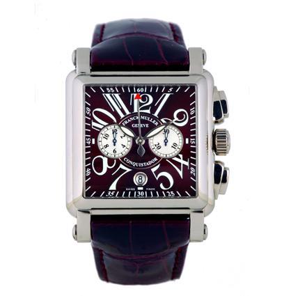 นาฬิกาข้อมือ รุ่น Conquistador Cortez