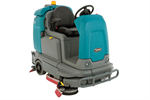 T12 Ride-On Floor Scrubber