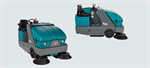 S20 Ride-On Floor Sweeper