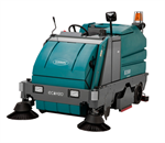 8300 Scrubber-Sweeper