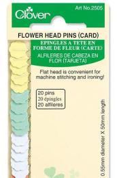 เข็มหมุดหัวดอกไม้ CLO32000