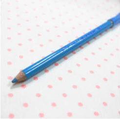 ดินสอเขียนผ้าสีฟ้า HOB-CHACO-B