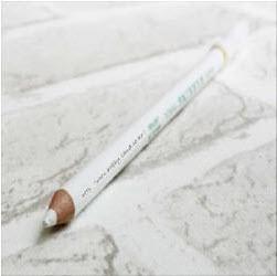 ดินสอเขียนผ้าสีขาว HOB-CHACO-W