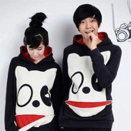 เสื้อคู่รักกันหนาว  TS102