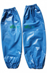 ปลอกแขนพลาสติก สีฟ้า (MBJACPV4)