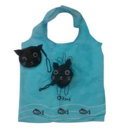 ถุงผ้าร่มพับได้รูปแมว BG-Cat