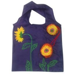 ถุงผ้าร่มพับได้รูปทานตะวัน BG-Sunflower