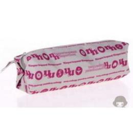 กระเป๋าดินสอพิมพ์ลาย B223