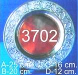 ถ้วยพิวเตอร์ 3702