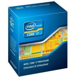 ซีพียู Intel Core i7 2600K 3.40 GHz Generation 2