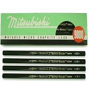 ดินสอแรเงามิตซูบิชิ  9800
