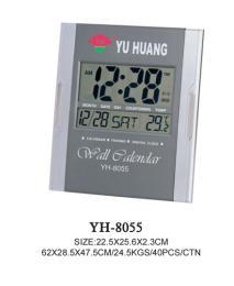 นาฬิกาดิจิตอล  รุ่น YH-8055