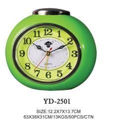 นาฬิกาปลุกธรรมดา รุ่น YD-2501