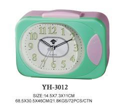 นาฬิกาปลุกธรรมดา รุ่น YH-3012