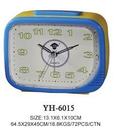 นาฬิกาปลุกธรรมดา รุ่น YH-6015