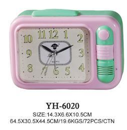 นาฬิกาปลุกธรรมดา รุ่น YH-6020