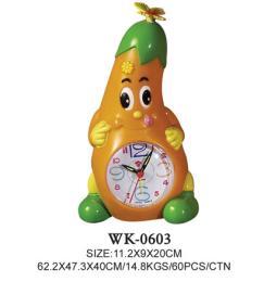 นาฬิกาปลุกรูปการ์ตูน รุ่น WK-0603