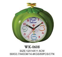 นาฬิกาปลุกรูปการ์ตูน รุ่น WK-0608