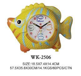 นาฬิกาปลุกรูปการ์ตูน รุ่น WK-2506