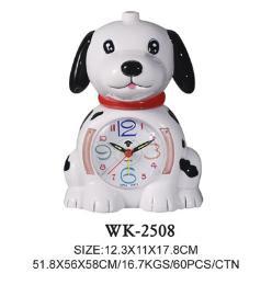 นาฬิกาปลุกรูปการ์ตูน รุ่น WK-2508