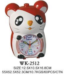 นาฬิกาปลุกรูปการ์ตูน รุ่น WK-2512