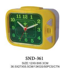 นาฬิกาปลุกใหญ่ รุ่น SND-361