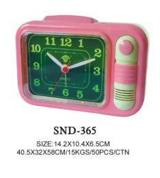 นาฬิกาปลุกใหญ่ รุ่น SND-365