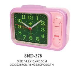 นาฬิกาปลุกใหญ่ รุ่น SND-378