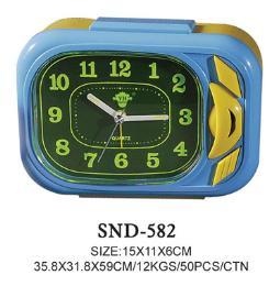 นาฬิกาปลุกใหญ่ รุ่น SND-582