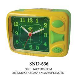 นาฬิกาปลุกใหญ่ รุ่น SND-636