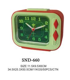 นาฬิกาปลุกใหญ่ รุ่น SND-660