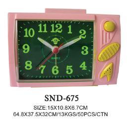 นาฬิกาปลุกใหญ่ รุ่น SND-675