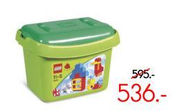 ตัวต่อเลโก้ดูโป้ บัคเก็ต สีเขียว - 5416
