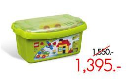 ตัวต่อเลโก้ดูโป้ บัคเก็ต ขนาดกลาง สีเขียว - 5506
