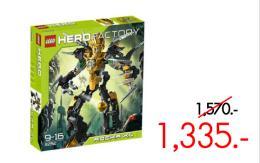 ตัวต่อเลโก้ฮีโร่แฟคทอรี่ 3.0 ร็อคก้า เอ๊กซ์ แอล - 2282