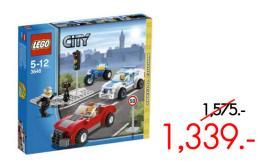 ตัวต่อเลโก้ซิตี้ ตำรวจ - 3648