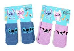 ถุงเท้าน้องหมาลาย Lilo  Stitch